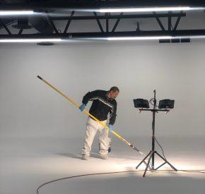 Cyc Wall Systems Floor Paint