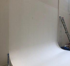Straight Cyc Wall System